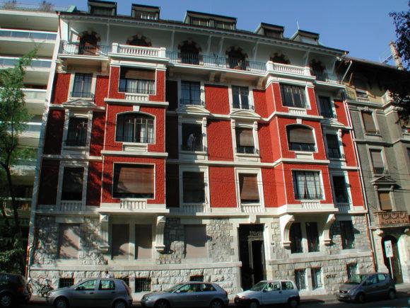 Immeuble Crêts-de-Champel