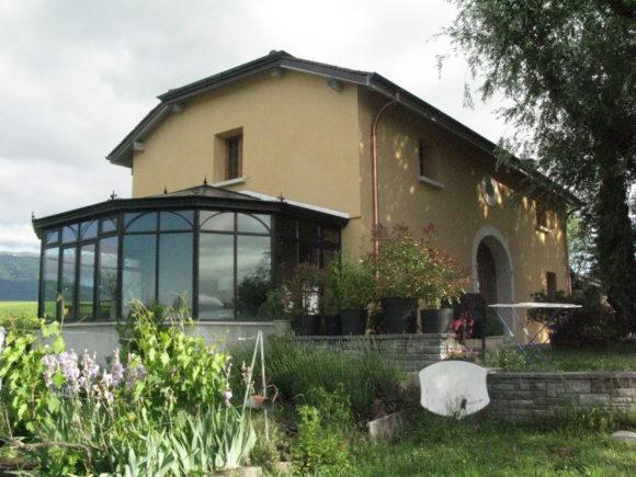 Maison individuelle rénovation énergétique